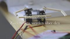Arduinohand