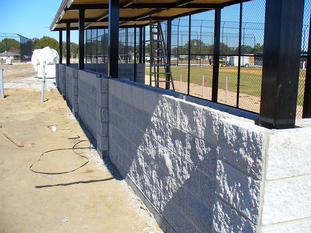 Baseball Dugout Bedroom Designs: Rojo Kayo: Popular Plans For Dugout Bench