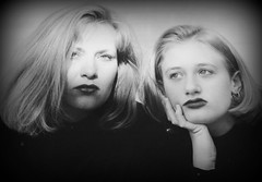 Mother and Daughter (c. 1997) by photographicleigh