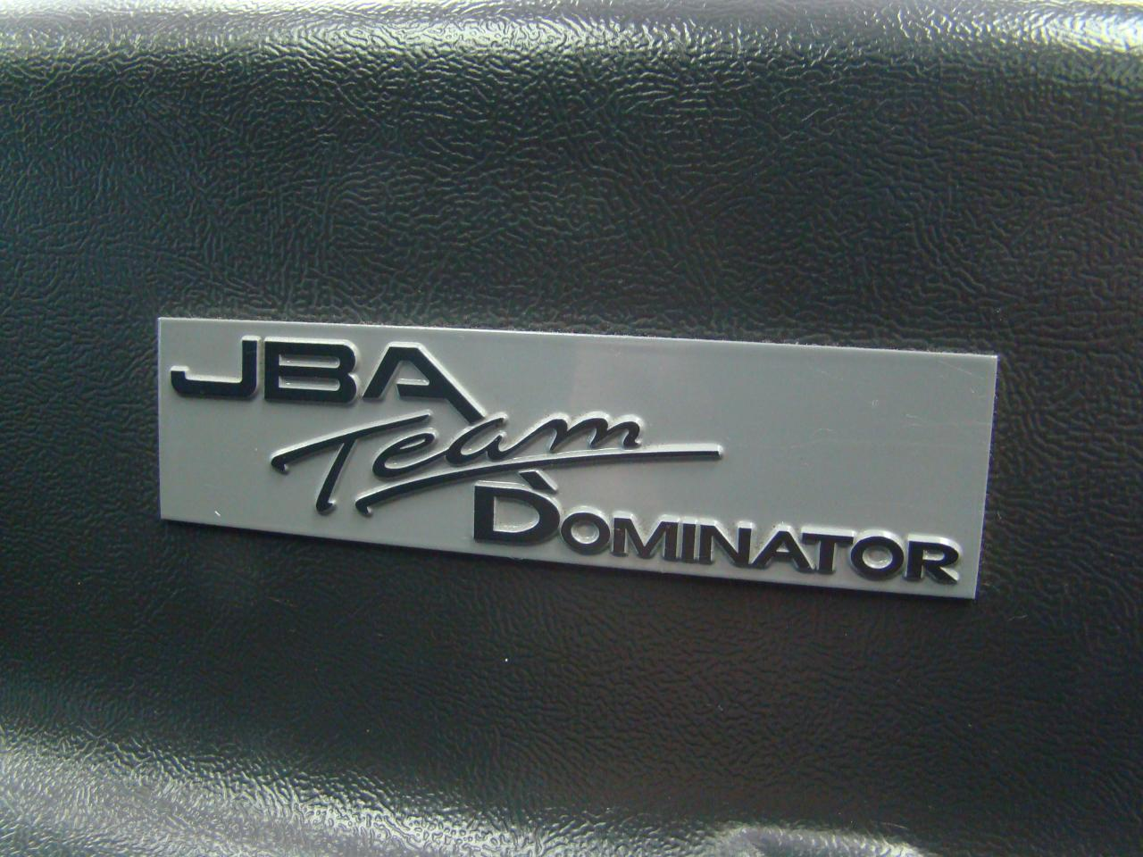 JBA Team Dominator GTA Badge