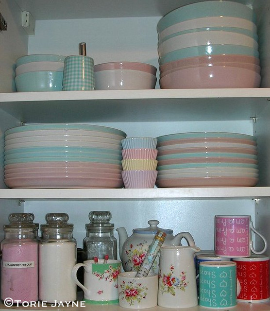 cute kitchen cupboard