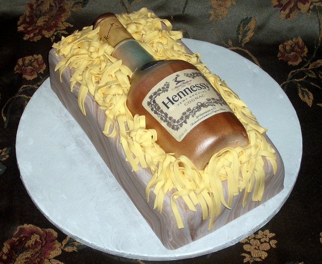 Hennessy Cake Flickr Photo Sharing