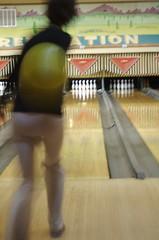 Dawn bowling