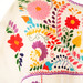 Mexican Paradaise embroidered colorful ethnic dress by Aida Coronado Galeria