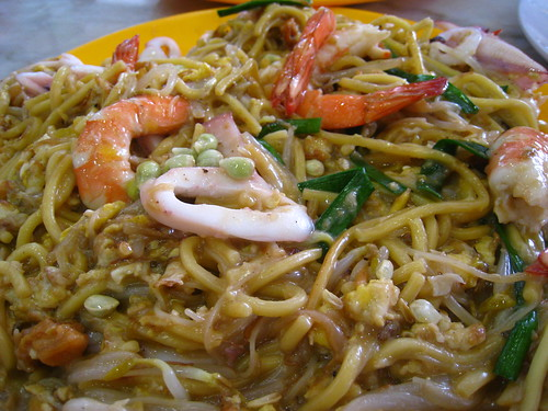 Geylang Lor 29 Fried Hokkien Mee at Telok Kurau