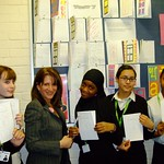 Hornsey School for Girls and The Big Read
