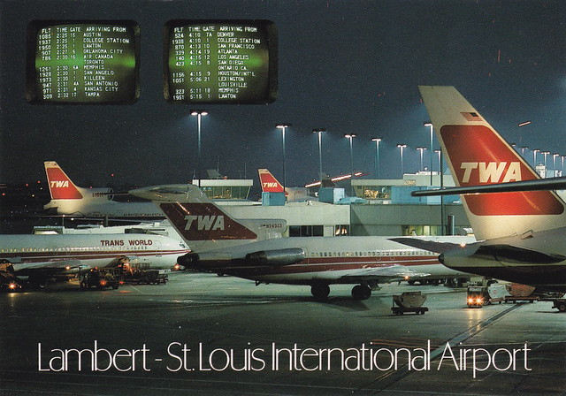 Lambert  - St. Louis International Airport