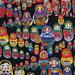 Russian Dolls by retro.elephant