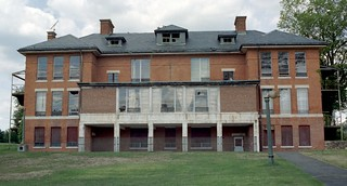 Mansfield Training School Dormitory