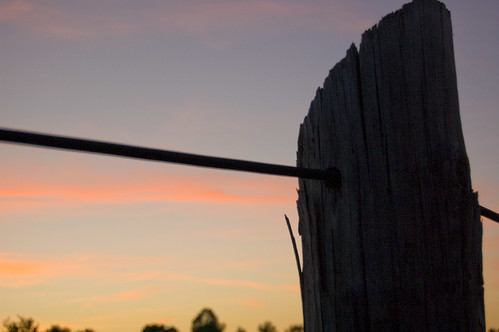 sunset rolla fencepost d40