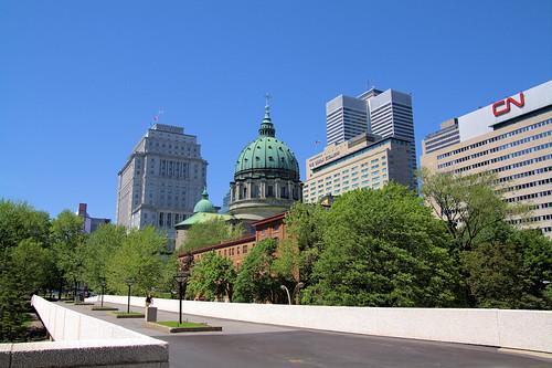 Basilique-Cathédrale Marie Reine du monde, Montréal.