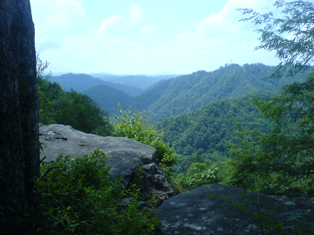 Breaks Interstate Park View