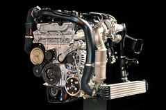 MINI Countryman Cooper S Engine