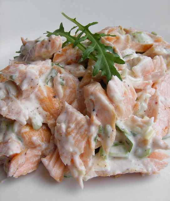 Salmon spread | Flickr - Photo Sharing!