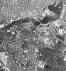 Pagewood, Eastlakes, Botany & Rosebery 1953 - Sydney aerial photo by AndyBrii