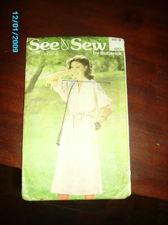 See & Sew 6001 by Butterick
