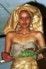 Somali fashion model - The Equator Club Philadelphia Fashion Show July 1994