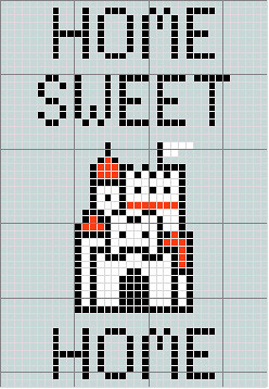 Pattern Creator: Convert a Photo to Cross Stitch Pattern