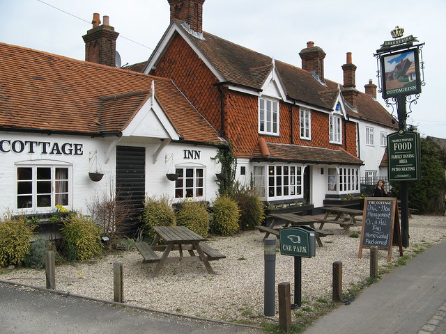 Cottage Inn Pub, Bucklebury