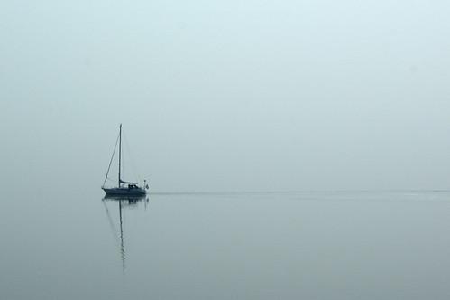 Quiet Sea Image