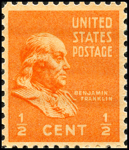 COST OF POSTAGE STAMP