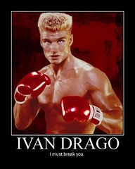 Ivan Drago by mirpkered