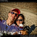 Us in Death Valley