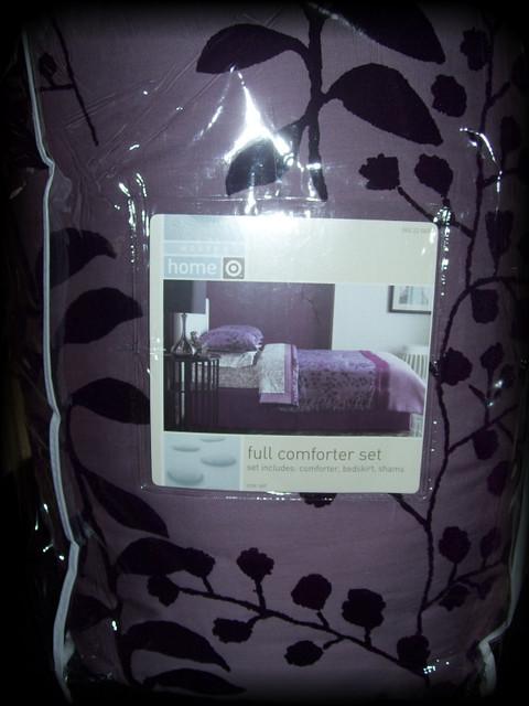 twilight bella 39 s purple comforter flickr photo sharing