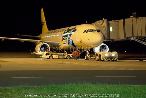Cebu Pacific Boarding