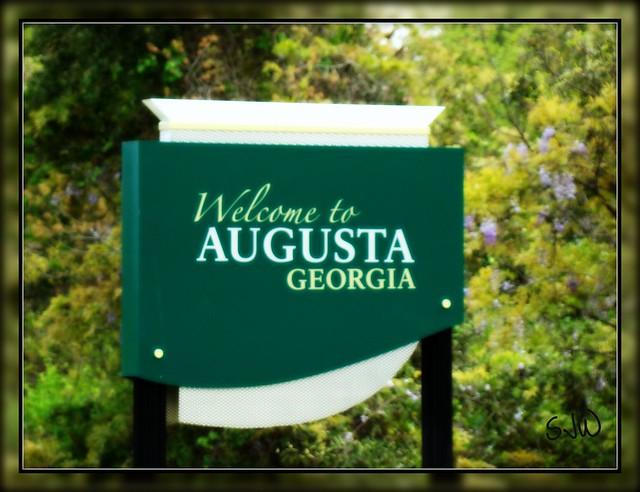 Wel e to Augusta GA