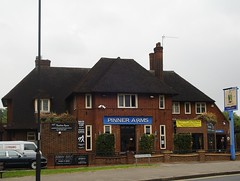 Pinner Arms, Pinner, London HA5