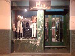 Mia's shop in Cuenca