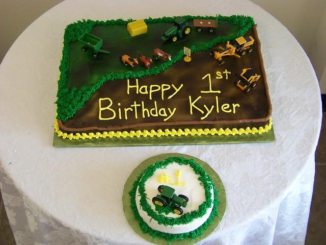 Birthday Cake Image For John : Flickr - Photo Sharing!