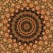 Mosaic abstract 2 by ruthhallam
