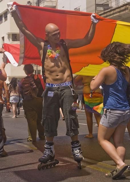 Rollerblades Gay 83