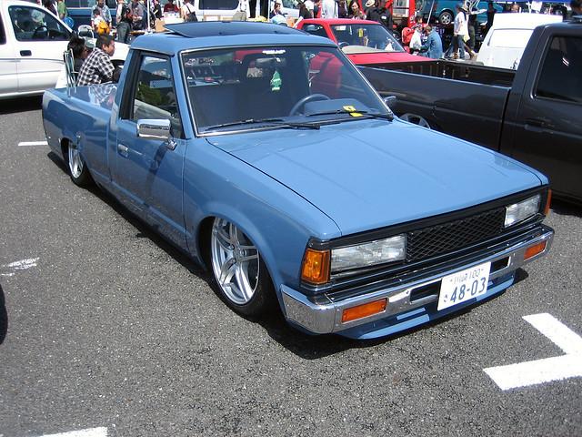 Nissan 720 Truck Custom Flickr Photo Sharing