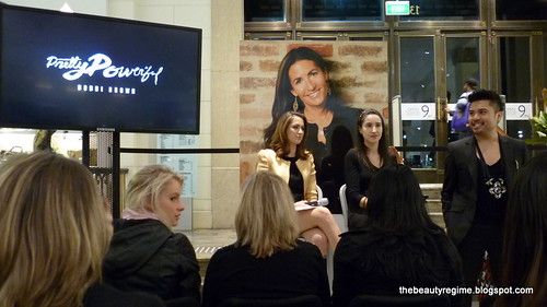 Bobbi Brown Pretty Powerful Preview
