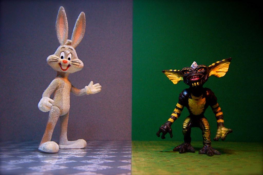 Bugs Bunny vs. Gremlin (139/365)