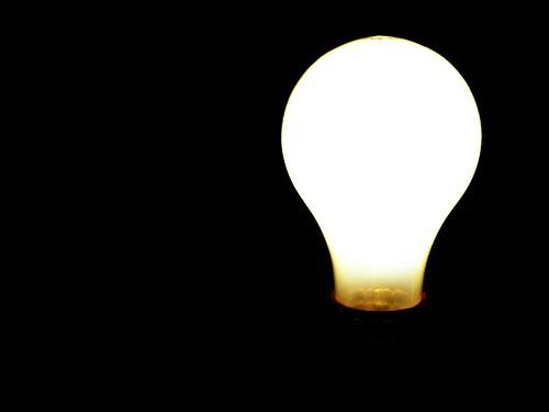Lightbulb Lightbulb, Beaming Bright