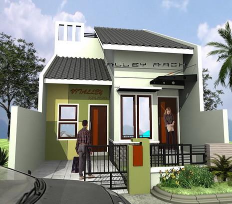 Bentuk Desain Rumah on Desain Rumah Usaha Melakukan Usaha Bisnis Di Rumah Adalah Impian Bagi