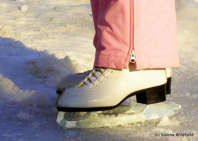 Ice Skating in Florence, MA