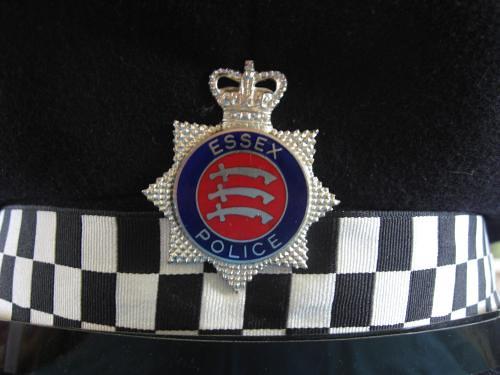 essex police cap badge