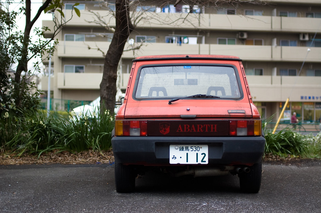 A112の後ろ姿 DSC_2020