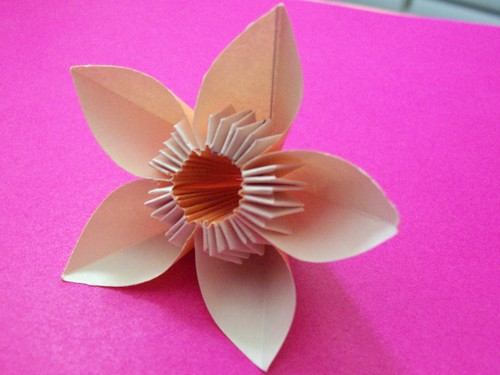How to make a flower out of paper other materials recyclescene how to make flowers out of paper mightylinksfo Gallery