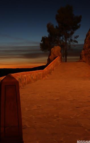 sunset red sky tree canon landscape atardecer rebel hill paisaje cerro zacatecas ocaso soe xsi bufa 450d overtheexcellence