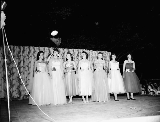 Atomic Frontier Days, Coronation, 1953