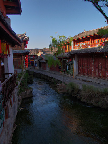 Lijiang Old Town-Yunnan Province-China