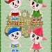 Paper Dolls - Animal crossing