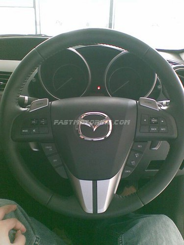 steering wheel paddle shifters on international versions. Black Bedroom Furniture Sets. Home Design Ideas