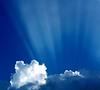 Cascading Light over Cumulus 3